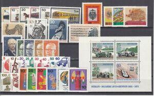 Berlin  Jahrgang  1971 ohne C/D  **