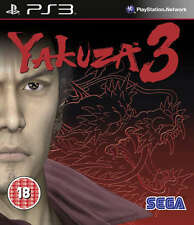 Yakuza 3 ~ PS3 (in Great Condition)