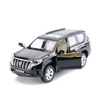 Toyota Land Cruiser Prado SUV 1:32 Diecast Model Car Toys Collection Sound&Light