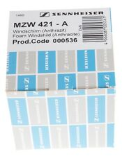 SENNHEISER MZW 421 A foam wind shield for MD421 Vintage Microphones + paper-case