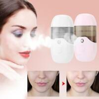 Nano Facial Mister Mist Spray Handy Face Moisturizing Atomization Sprayer 50ml