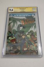 All Star Batman #8 Convention Exclusive CGC 9.6 Signed by Scott Snyder