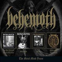 BEHEMOTH The Metal Mind Years 4x CD BOX SET