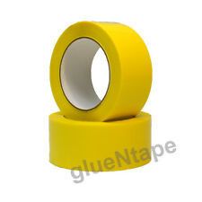 """Yellow Color Carton Sealing Packing Tape 2"""" x 330' / 48 mm x 110 yards 36 Rolls"""