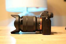 New Sony a7II Mirrorless Digital Camera with Sony 28-70mm OSS Lens + 16GB