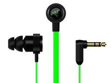 Razer Hammerhead V2 In-Ear Only Headphones - Black/Green