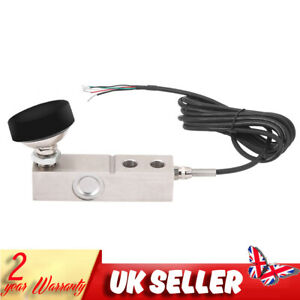 Shear Beam Load Cell Scale Sensor Weighting Sensor 1000kg/1T & Cable Weight UK