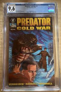 Predator: Cold War # 2 CGC 9.6