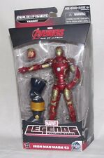 "Iron Man Mark 43 Marvel Legends Infinite Series Avengers Age Of Ultron 6"" Figure"