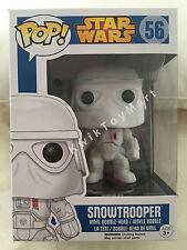 Funko POP! Vinyl STAR WARS NO. 56 Snowtrooper Exclusive