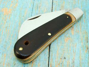 VINTAGE BOKER USA 9215 FOLDING HAWKBILL PRUNER JACK POCKET KNIFE KNIVES TOOLS