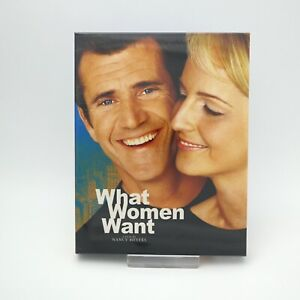 What Women Want - Blu-ray Full Slip Case Limited Edition (2017) / 700 copies