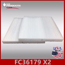 FC36179(x2pcs) CF11819 CABIN AIR FILTER ~ 2013-18 SANTA FE & 2013-17 SANTA FE XL