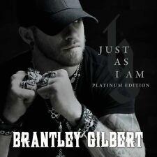 Brantley Gilbert - Just As I Am Platium Edition [New Vinyl]