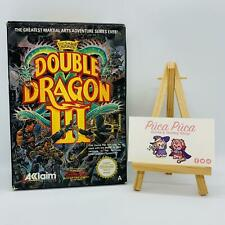 Double Dragon 3 PAL NES BOXED