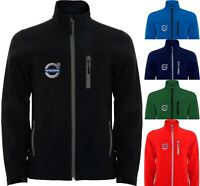 Volvo Softshell Jacket Travel Veste Outdoor Mantel LKW Blouson TIR Jacke Parka