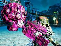 PS4/PS5-XBOX/X/S-PC Borderlands 3 Level 65 Modded Maggie Rocket Launcher Hybrid