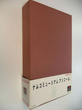 PLAYSTATION PS1 Namco Museum 1 2 3 4 5 Colección Con / Carpeta JP Juego Nuevo