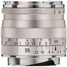 Zeiss ZM 35mm 2,0 biogon t * Leica m plata