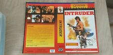 Jaquettes Vidéos Originales VIDEO CLUB 80' - INTRUDER Caroline International
