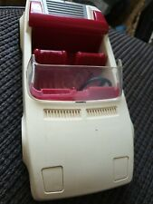 Vintage Rare Playmobil 3758 Sports Car GSL. Pop up headlights