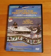 Step In The Right Direction Vol. 1 Jaret Llewellyn Wakeboarding Waterskiing Dvd