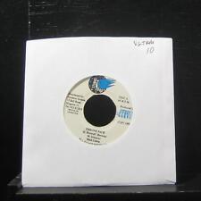 """Mad Cobra - Throne Face 7"""" VG Vinyl 45 Studio 2000 Jamaica Reggae 1999"""