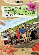 Death in Paradise: Season Nine [New DVD] 2 Pack, Eco Amaray Case
