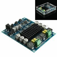 TPA3116D2 120W+120W Wireless Bluetooth 4.0 Audio Receiver Amplifier Board + case