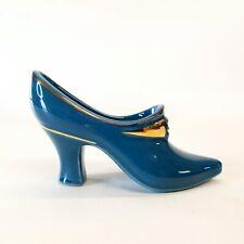 More details for royal winton  pottery / grimwades | ornamental decrotive  womens shoe | c1950s
