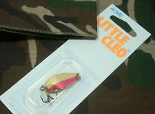 Acme Little Cleo 1/4 Oz Copper/Red Spoon Fishing Light Spinning Lure Trout/Shad