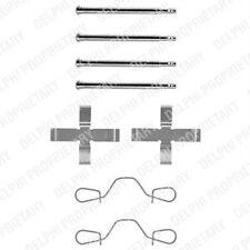 Front pads Fitting Kit Audi 80 GTE vw golf mk1 Passat Jetta Scirocco kit207