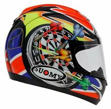 TAGLIA XLARGE 61-62 SUOMY CASQUE INTEGRALE IN LEXAN TREK DOG