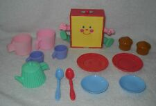 #6773 New No Box Cherry Merry Muffin Snack N Serve Playset (Missing Stickers)
