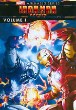 Iron Man: The Animated Series, Vol. 1 (DVD, 2012)
