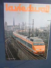 vie du rail 1979 1690 éCUISSE MONTCHANIN SAULIEU SOLOGNY PASILLY AISY HOUILLES