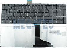 TOSHIBA SATELLITE PRO L850 C850 C855 L855 C870 LAPTOP KEYBOARD UK GLOSSY F60