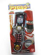 Power Ranger Boukenger Operation Overdrive Cell Phone Accellular Morpher Bandai