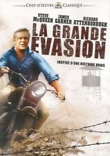 La Grande Évasion (Steve McQueen, Charles Bronson) - DVD