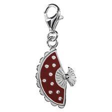 Charms y pulseras de charms de joyería de plata