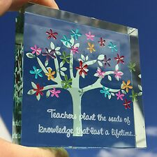 Spaceform Paperweight Blossom Tree Teacher Gift Ideas For Christmas 2024