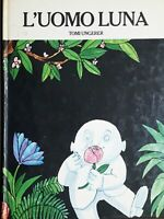 Libri ragazzi - Tomi Ungerer - L'uomo Luna - 1^ ed. 1975