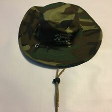 NWOT Mens Table Mountain South Africa Cape Town Camo Bucket Hat Cap 57cm Medium