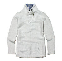 NWT! Fat Face sweatshirt Women's Funnel Neck Sweat Top sweater Jumper Pullover 8