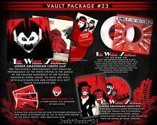 White Stripes Third Man Records Vault 23 Under Amazonian Lights Dvd Vinyl Record
