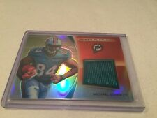 2012 Topps Platinum Football Michael Egnew Miami Dolphins Rookie Relic Refractor