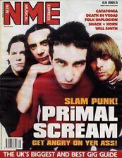 Primal Scream Catatonia Death In Vegas Shack Korn Will Smith Folk Implosion mag