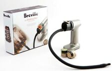 "BREVILLE ""THE SMOKING GUN"" WOOD FOOD SMOKE INFUSER HAND HELD PORTABLE NIB! $100!"