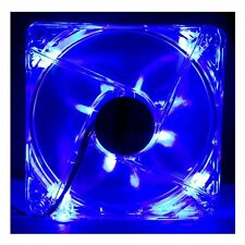Kingwin CFBL-012LB LED Case Fan - 120mm, Blue