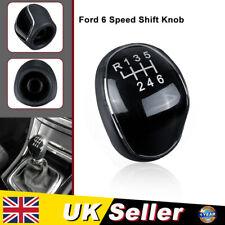 6 Speed Gear Shift Knob For Ford Mondeo Mk4 S-Max C-Max Focus Mk2 Kuga 1798600